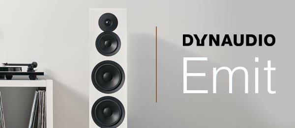 Dynaudio Lancerer Ny Emit-serie