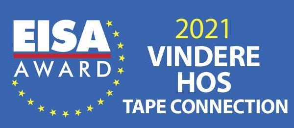 EISA Vindere hos Tape Connection