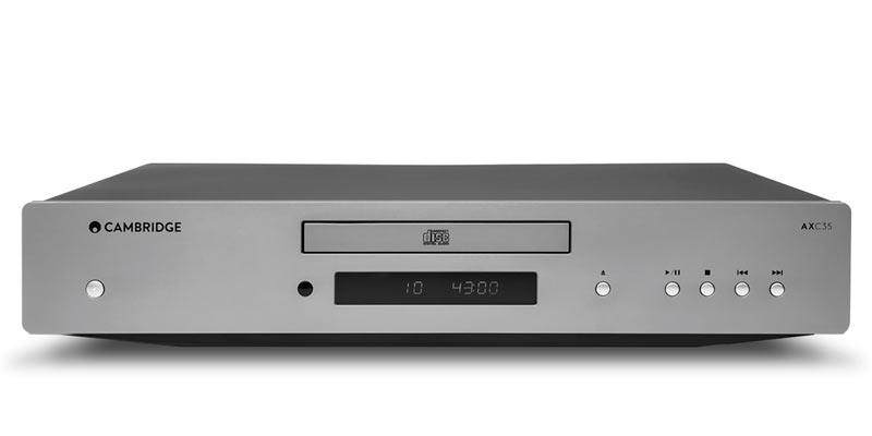 Cambridge Audio AXC CD-afspiller