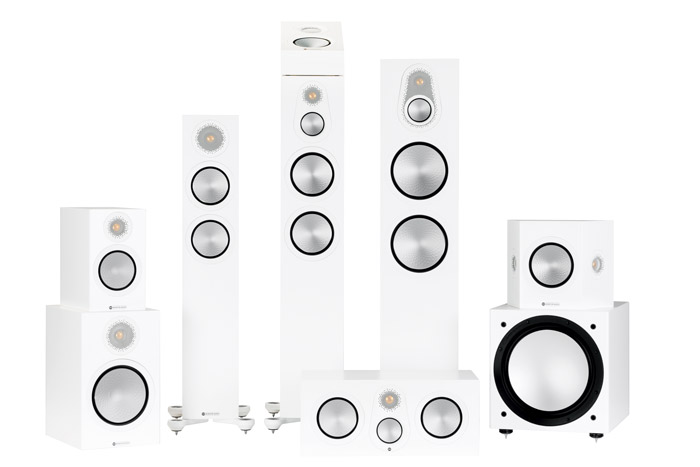 Monitor Audio Silver 7G Familien
