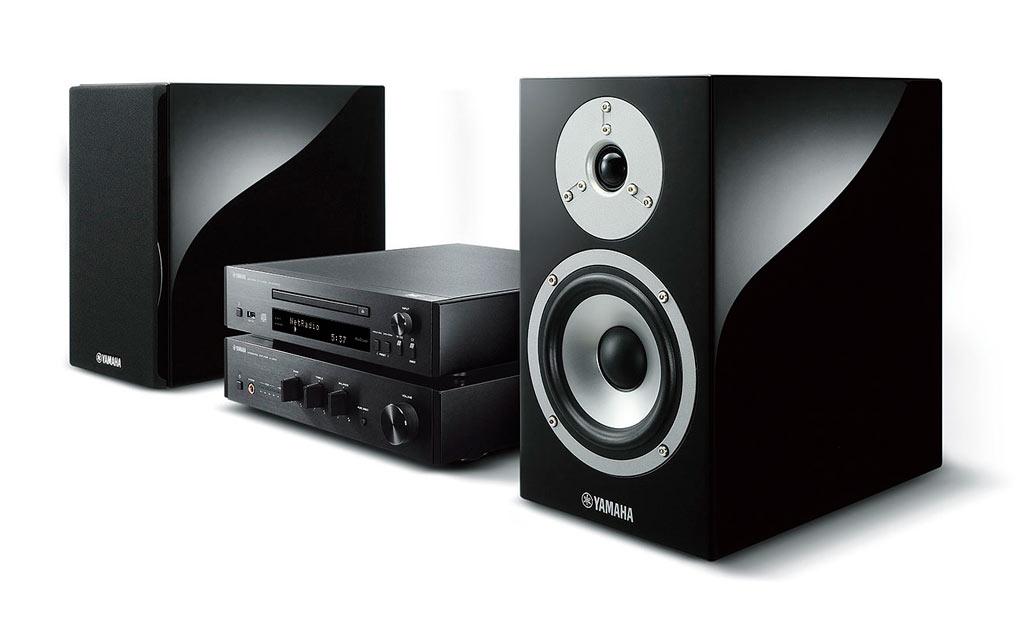 yamaha mcr n870 minianl g med musiccast dsd hi res. Black Bedroom Furniture Sets. Home Design Ideas