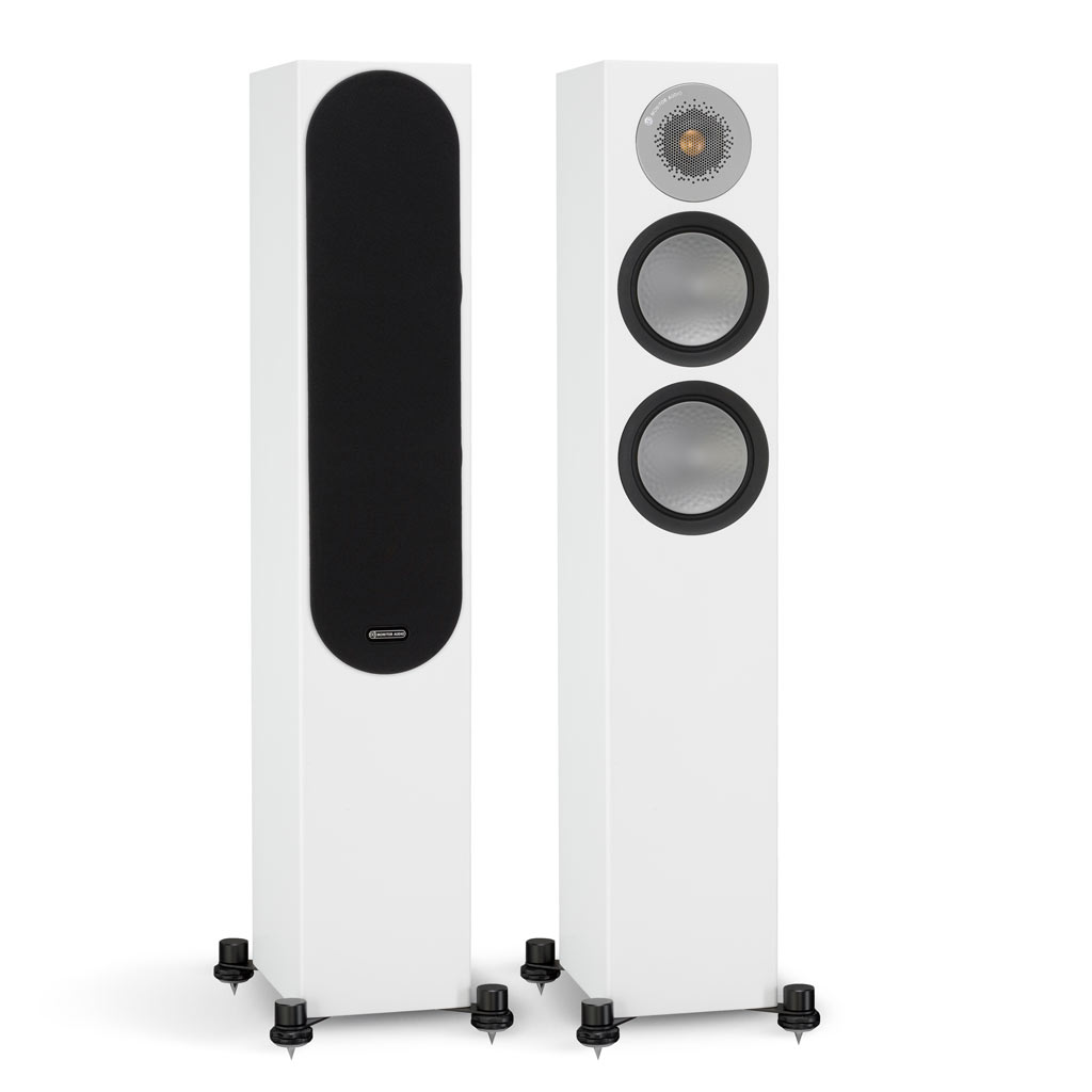 Monitor Audio Silver 8, compact floor stander