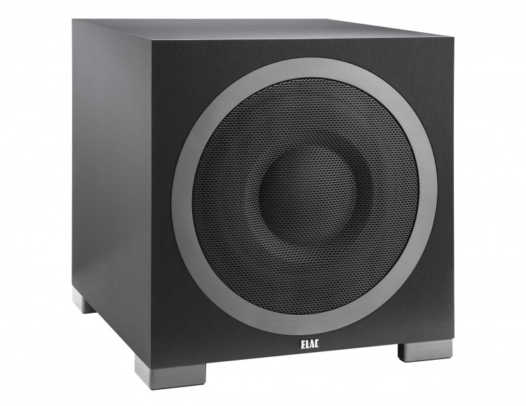 elac debut s12eq app styret subwoofer. Black Bedroom Furniture Sets. Home Design Ideas