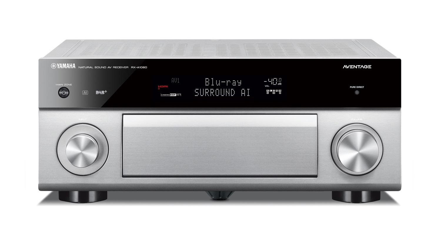 yamaha rx a1080 aventage surround receiver. Black Bedroom Furniture Sets. Home Design Ideas