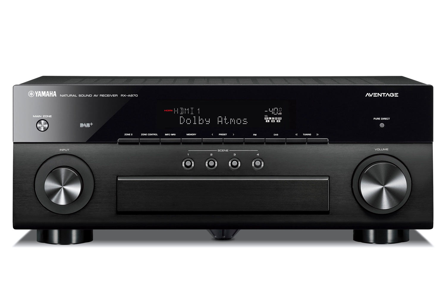 yamaha rx a870 surround receiver. Black Bedroom Furniture Sets. Home Design Ideas