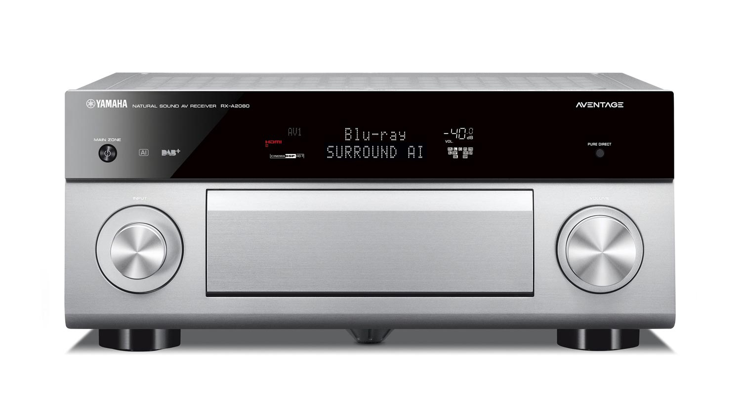 yamaha rx a2080 high end surround receiver. Black Bedroom Furniture Sets. Home Design Ideas